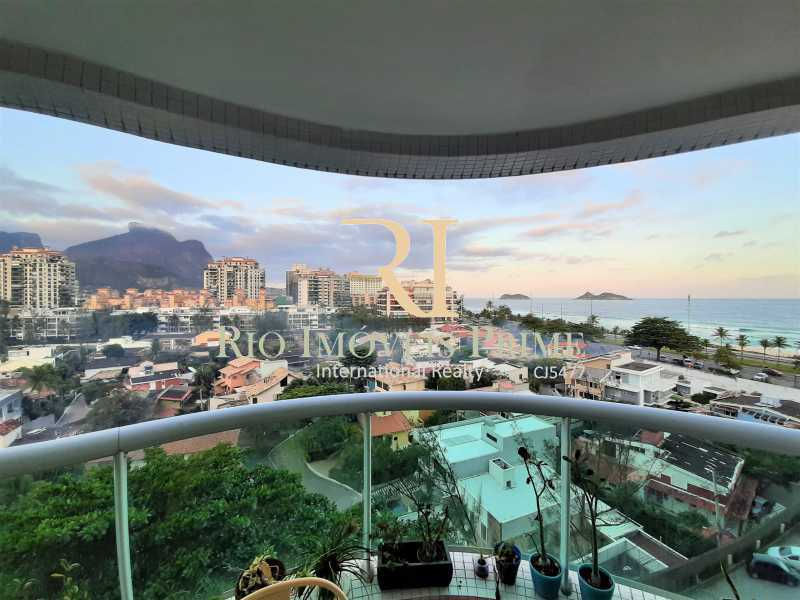 VISTA VARANDA - Flat 1 quarto à venda Barra da Tijuca, Rio de Janeiro - R$ 749.900 - RPFL10108 - 3