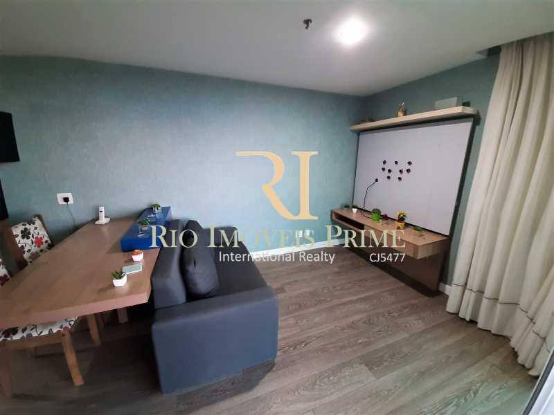 SALA - Flat 1 quarto à venda Barra da Tijuca, Rio de Janeiro - R$ 749.900 - RPFL10108 - 6