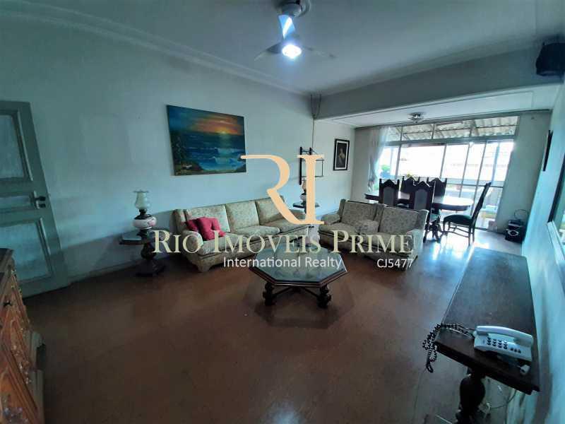 SALA - Cobertura à venda Rua Jorge Rudge,Vila Isabel, Rio de Janeiro - R$ 695.000 - RPCO30027 - 4