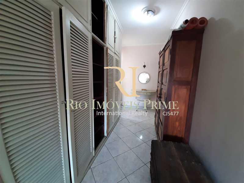 CLOSET - Cobertura à venda Rua Jorge Rudge,Vila Isabel, Rio de Janeiro - R$ 695.000 - RPCO30027 - 8