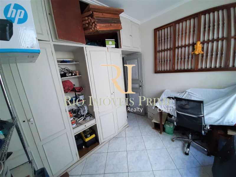 QUARTO3 - Cobertura à venda Rua Jorge Rudge,Vila Isabel, Rio de Janeiro - R$ 695.000 - RPCO30027 - 12