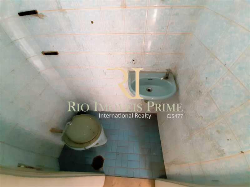 LAVABO - Cobertura à venda Rua Jorge Rudge,Vila Isabel, Rio de Janeiro - R$ 695.000 - RPCO30027 - 13