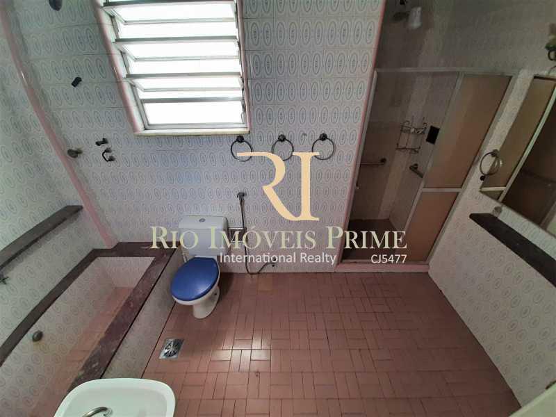 BANHEIRO SOCIAL - Cobertura à venda Rua Jorge Rudge,Vila Isabel, Rio de Janeiro - R$ 695.000 - RPCO30027 - 14