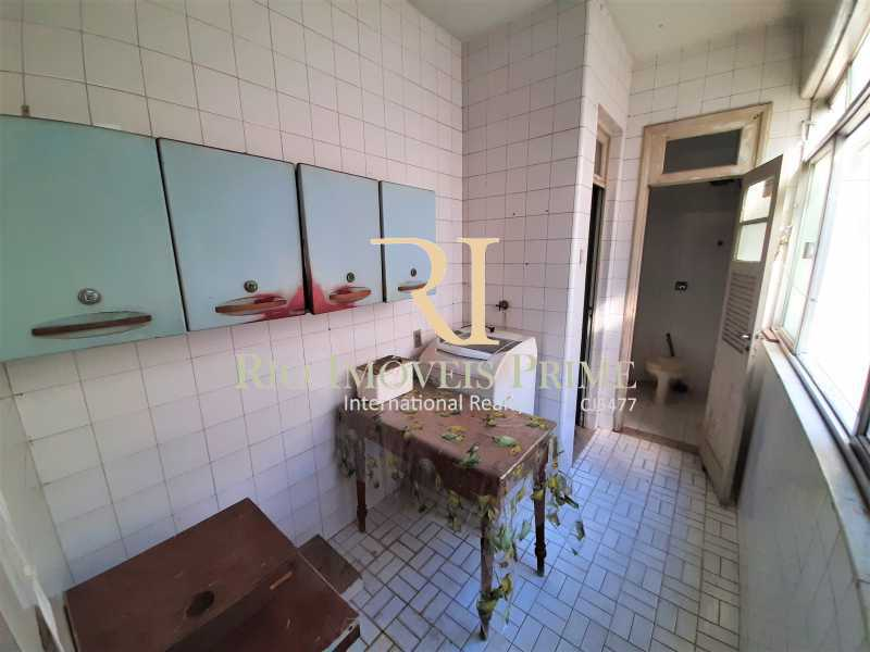 ÁREA DE SERVIÇO - Cobertura à venda Rua Jorge Rudge,Vila Isabel, Rio de Janeiro - R$ 695.000 - RPCO30027 - 17