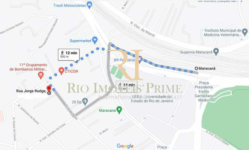 METRÔ MARACANÃ - Cobertura à venda Rua Jorge Rudge,Vila Isabel, Rio de Janeiro - R$ 695.000 - RPCO30027 - 21