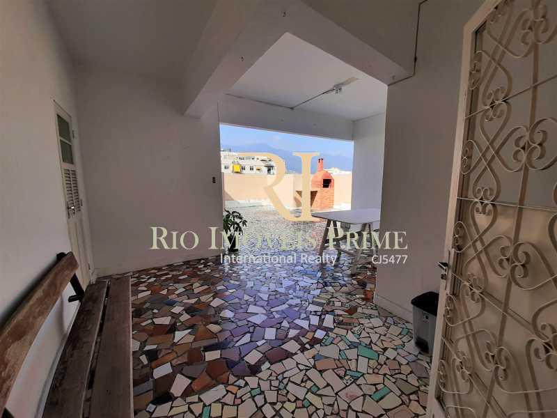 ÁREA COMUM PRÉDIO - Cobertura à venda Rua Jorge Rudge,Vila Isabel, Rio de Janeiro - R$ 695.000 - RPCO30027 - 23