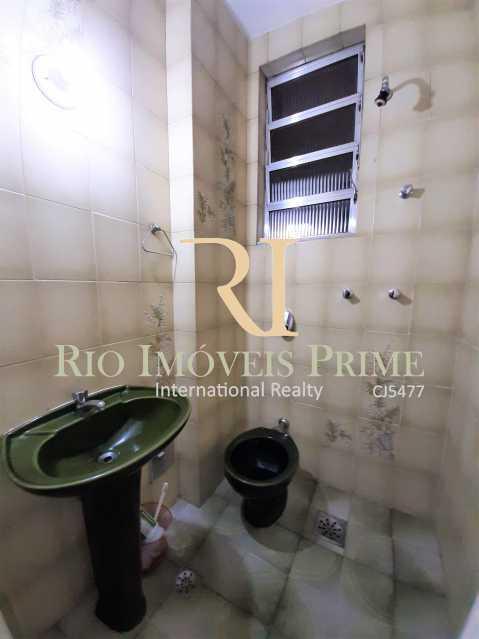 LAVABO - Apartamento 3 quartos para alugar Tijuca, Rio de Janeiro - R$ 2.300 - RPAP30152 - 7