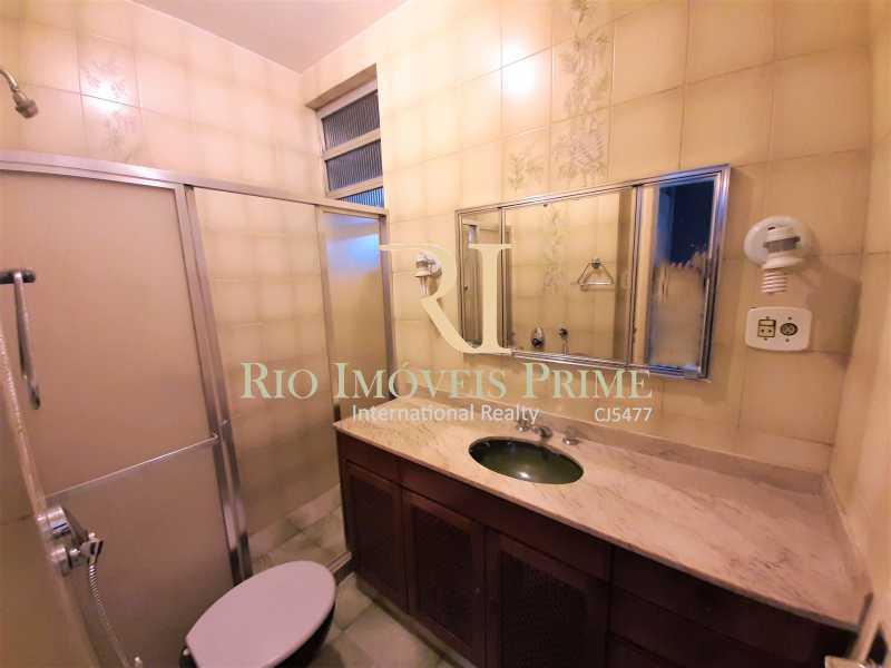 BANHEIRO SOCIAL - Apartamento 3 quartos para alugar Tijuca, Rio de Janeiro - R$ 2.300 - RPAP30152 - 14
