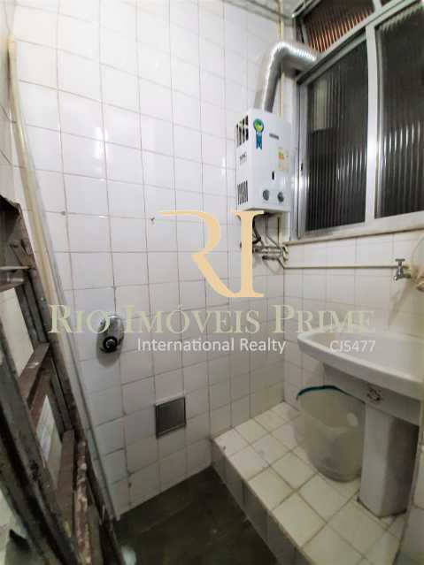 ÁREA DE SERVIÇO - Apartamento 3 quartos para alugar Tijuca, Rio de Janeiro - R$ 2.300 - RPAP30152 - 18