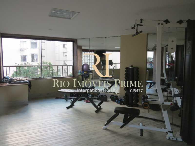 FITNESS - Flat 1 quarto para alugar Leblon, Rio de Janeiro - R$ 4.200 - RPFL10109 - 18