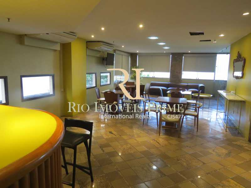 RESTAURANTE - Flat 1 quarto para alugar Leblon, Rio de Janeiro - R$ 4.200 - RPFL10109 - 20