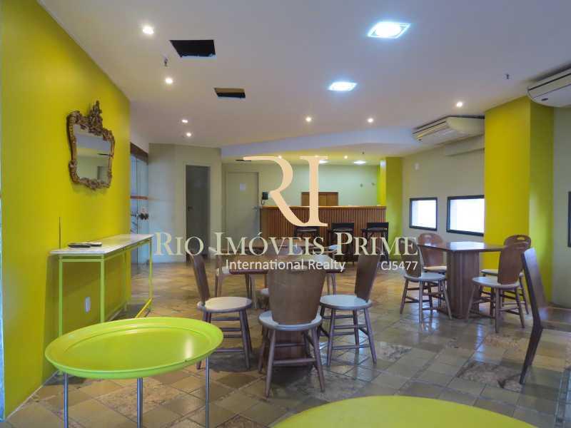 RESTAURANTE - Flat 1 quarto para alugar Leblon, Rio de Janeiro - R$ 4.200 - RPFL10109 - 21