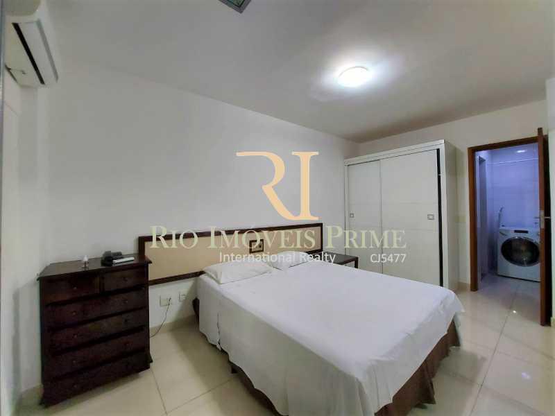 SUÍTE. - Flat 1 quarto para alugar Leblon, Rio de Janeiro - R$ 4.200 - RPFL10109 - 9