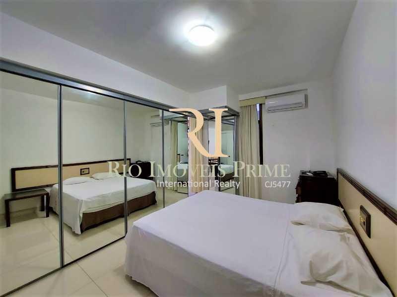 SUÍTE - Flat 1 quarto para alugar Leblon, Rio de Janeiro - R$ 4.200 - RPFL10109 - 11