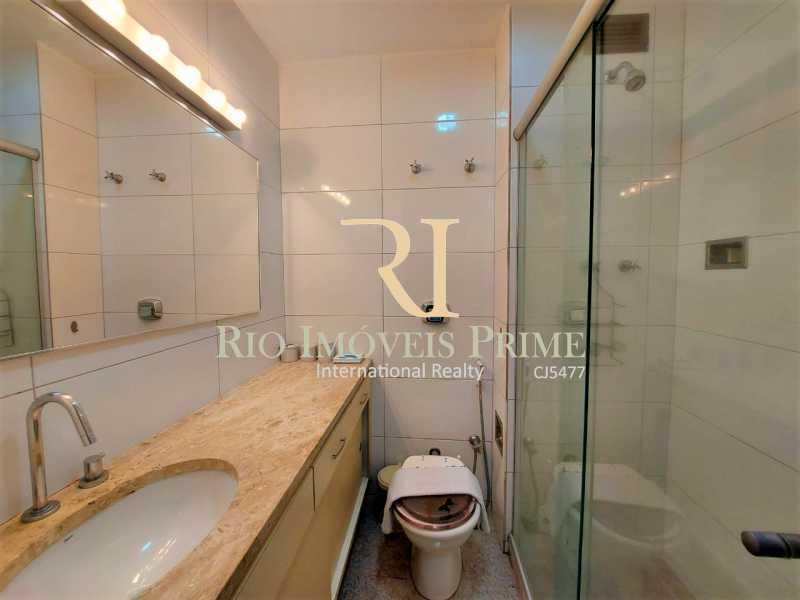 BANHEIRO. - Flat 1 quarto para alugar Leblon, Rio de Janeiro - R$ 4.200 - RPFL10109 - 12