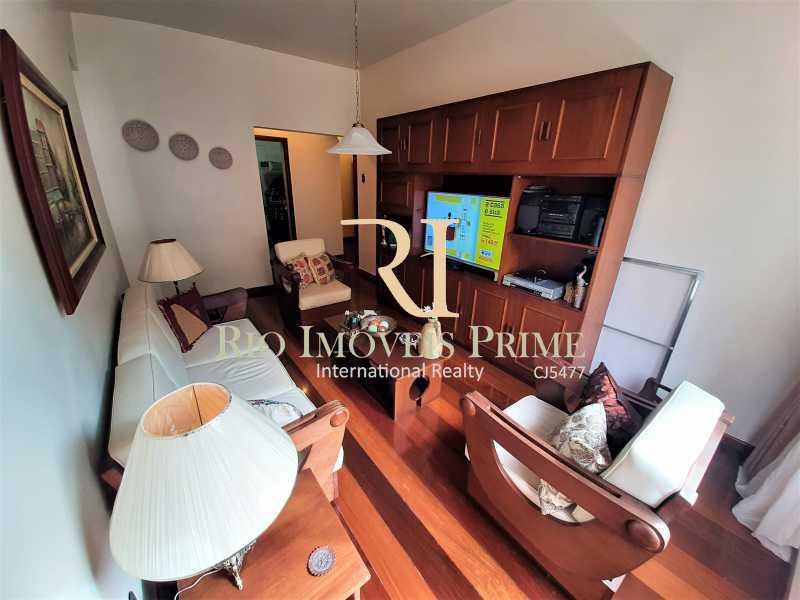 SALA - Apartamento à venda Rua André Cavalcanti,Santa Teresa, Rio de Janeiro - R$ 439.900 - RPAP20242 - 4