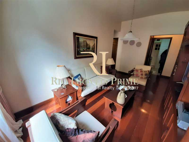 SALA - Apartamento à venda Rua André Cavalcanti,Santa Teresa, Rio de Janeiro - R$ 439.900 - RPAP20242 - 5