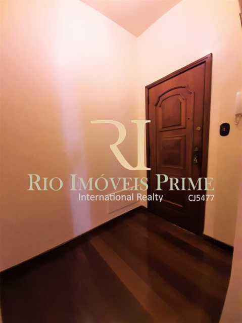 HALL DE ENTRADA - Apartamento à venda Rua André Cavalcanti,Santa Teresa, Rio de Janeiro - R$ 439.900 - RPAP20242 - 7