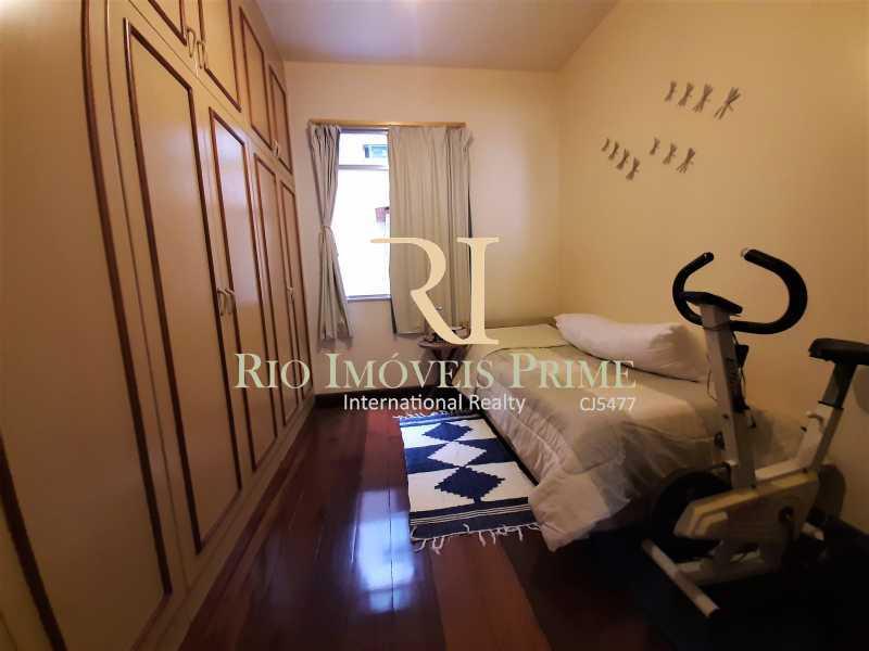 QUARTO1 - Apartamento à venda Rua André Cavalcanti,Santa Teresa, Rio de Janeiro - R$ 439.900 - RPAP20242 - 8
