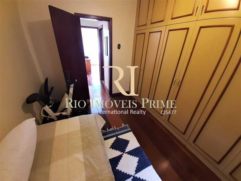 QUARTO1 - Apartamento à venda Rua André Cavalcanti,Santa Teresa, Rio de Janeiro - R$ 439.900 - RPAP20242 - 9