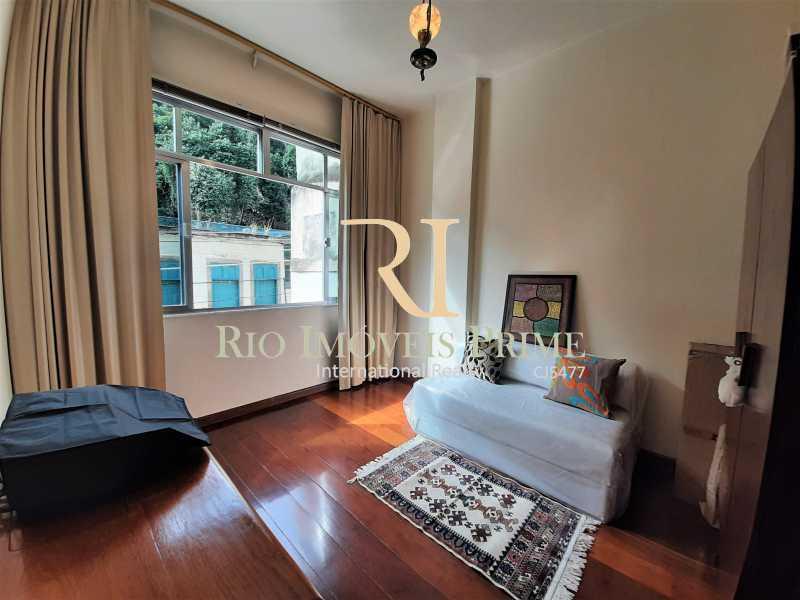 QUARTO2 - Apartamento à venda Rua André Cavalcanti,Santa Teresa, Rio de Janeiro - R$ 439.900 - RPAP20242 - 10