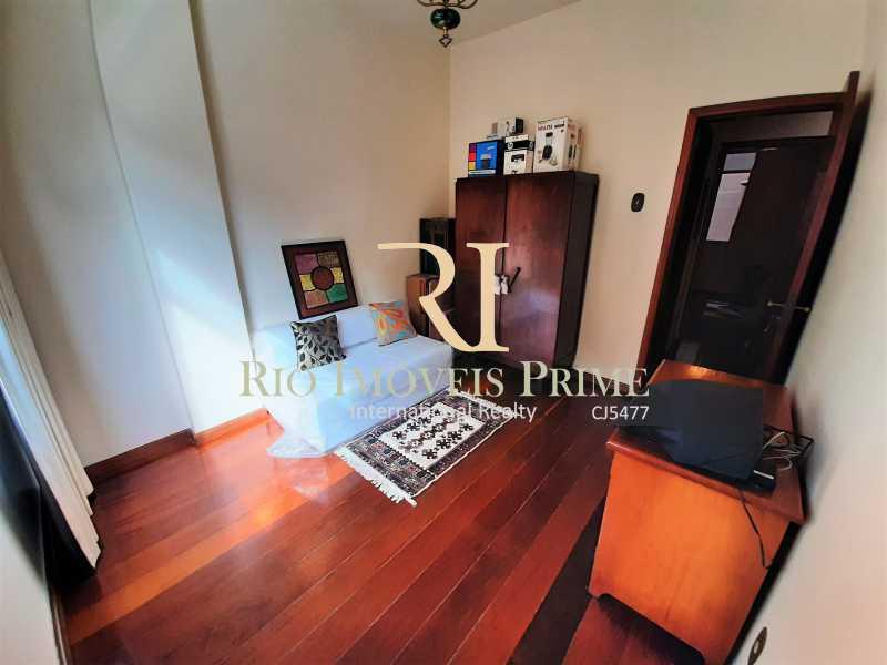 QUARTO2 - Apartamento à venda Rua André Cavalcanti,Santa Teresa, Rio de Janeiro - R$ 439.900 - RPAP20242 - 11