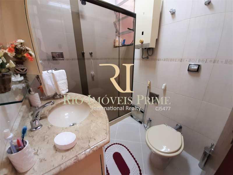 BANHEIRO SOCIAL - Apartamento à venda Rua André Cavalcanti,Santa Teresa, Rio de Janeiro - R$ 439.900 - RPAP20242 - 12