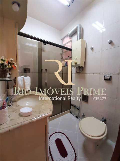 BANHEIRO SOCIAL - Apartamento à venda Rua André Cavalcanti,Santa Teresa, Rio de Janeiro - R$ 439.900 - RPAP20242 - 13