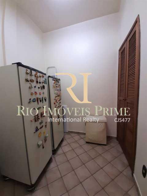 QUARTO DE SERVIÇO - Apartamento à venda Rua André Cavalcanti,Santa Teresa, Rio de Janeiro - R$ 439.900 - RPAP20242 - 16