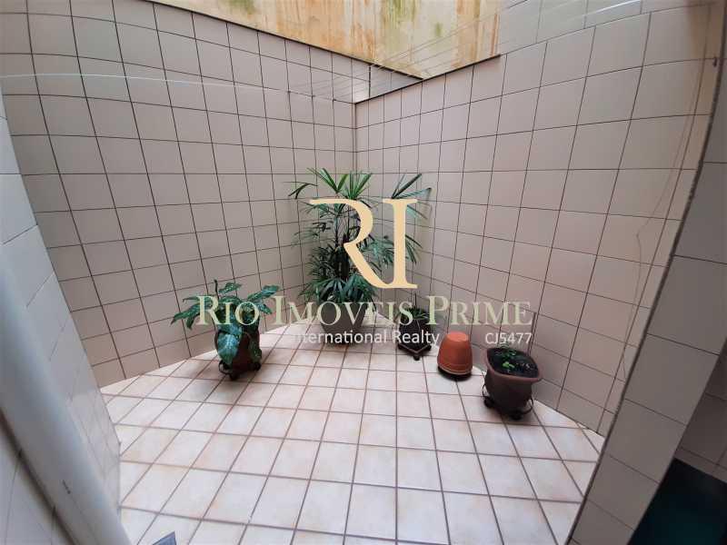 ÁREA EXTERNA - Apartamento à venda Rua André Cavalcanti,Santa Teresa, Rio de Janeiro - R$ 439.900 - RPAP20242 - 20