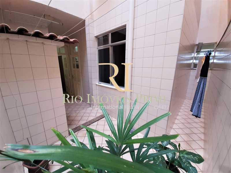 ÁREA EXTERNA - Apartamento à venda Rua André Cavalcanti,Santa Teresa, Rio de Janeiro - R$ 439.900 - RPAP20242 - 21