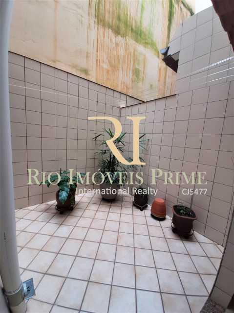 ÁREA EXTERNA - Apartamento à venda Rua André Cavalcanti,Santa Teresa, Rio de Janeiro - R$ 439.900 - RPAP20242 - 22