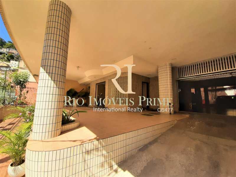 23 ENTRADA PRÉDIO - Apartamento à venda Rua André Cavalcanti,Santa Teresa, Rio de Janeiro - R$ 439.900 - RPAP20242 - 29