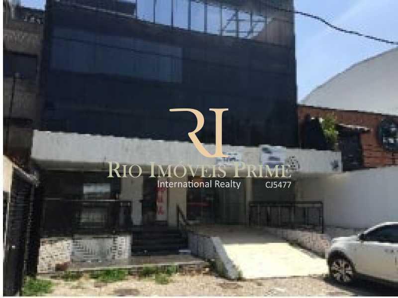 1 - Prédio 1400m² para venda e aluguel Barra da Tijuca, Rio de Janeiro - R$ 22.000.000 - RPPR00005 - 1