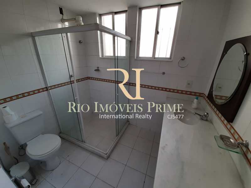 10 BANHEIRO SOCIAL PAV2 - Casa para venda e aluguel Rua Conselheiro Olegário,Maracanã, Rio de Janeiro - R$ 950.000 - RPCA40004 - 11