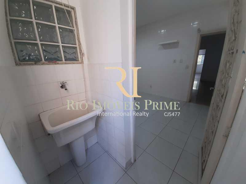 13 ÁREA SERV PAV2 - Casa para venda e aluguel Rua Conselheiro Olegário,Maracanã, Rio de Janeiro - R$ 950.000 - RPCA40004 - 14