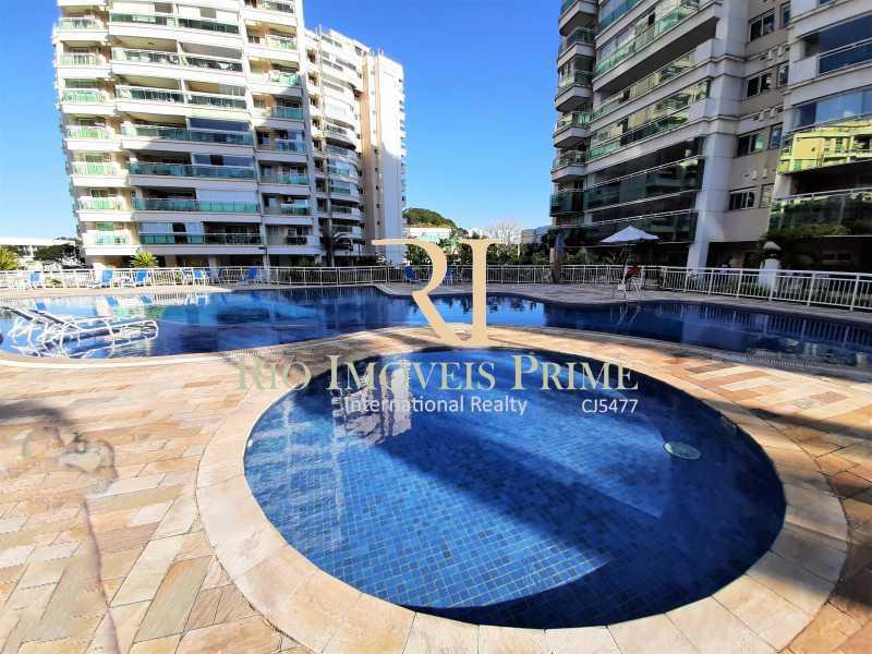 PISCINA INFANTIL - Apartamento 3 quartos à venda Barra da Tijuca, Rio de Janeiro - R$ 1.590.000 - RPAP30157 - 19