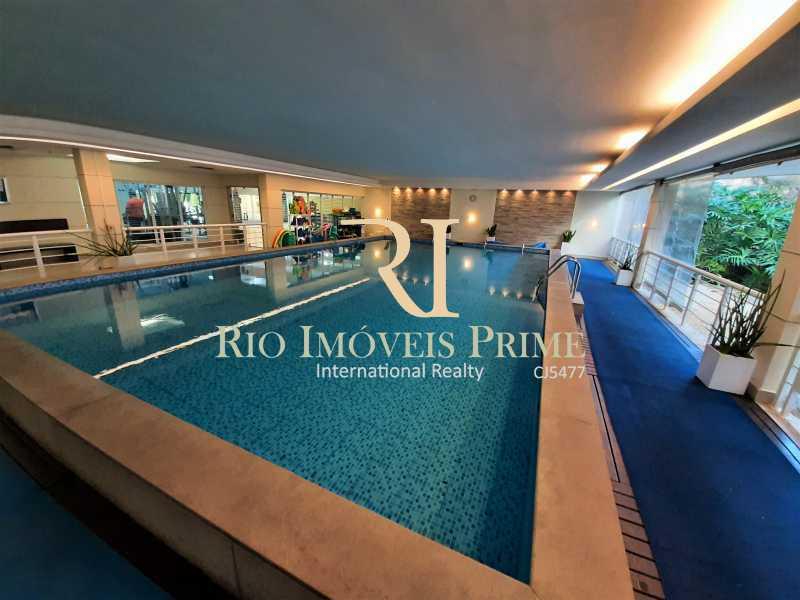 PISCINA COBERTA-AQUECIDA - Apartamento 3 quartos à venda Barra da Tijuca, Rio de Janeiro - R$ 1.590.000 - RPAP30157 - 20