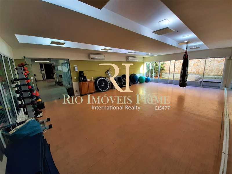 SALÃO DE GINÁSTICA - Apartamento 3 quartos à venda Barra da Tijuca, Rio de Janeiro - R$ 1.590.000 - RPAP30157 - 22