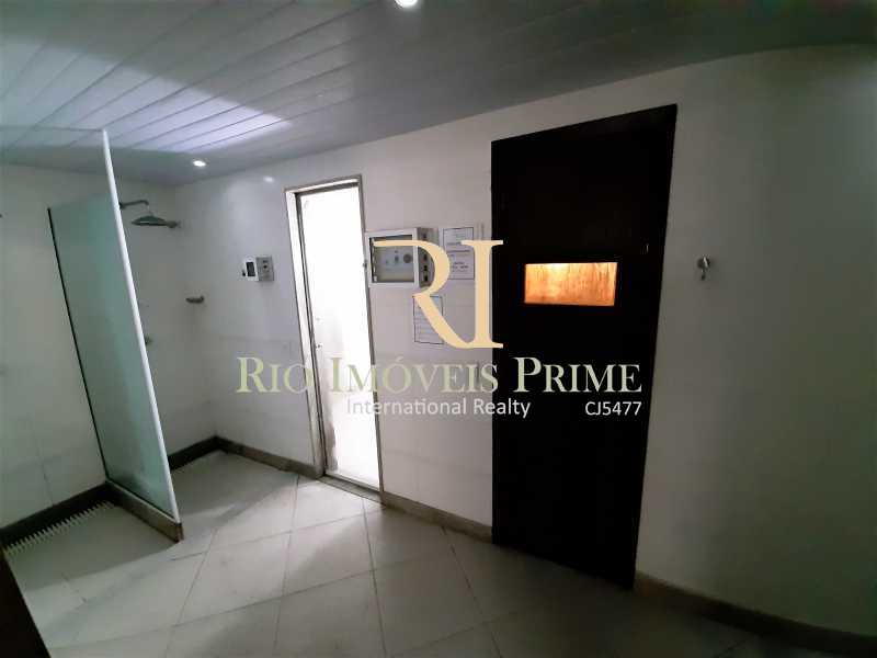 SAUNAS SE CA E A VAPOR - Apartamento 3 quartos à venda Barra da Tijuca, Rio de Janeiro - R$ 1.590.000 - RPAP30157 - 24