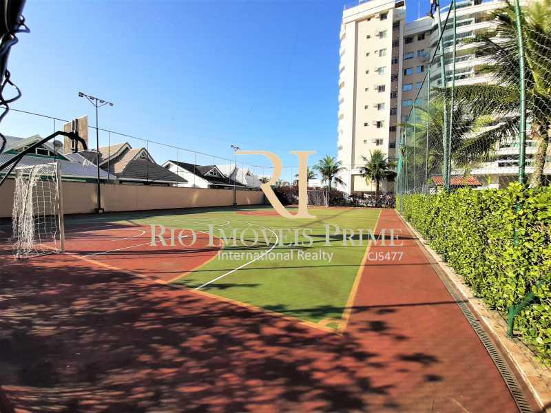 QUADRA POLIESPORTIVA - Apartamento 3 quartos à venda Barra da Tijuca, Rio de Janeiro - R$ 1.590.000 - RPAP30157 - 27