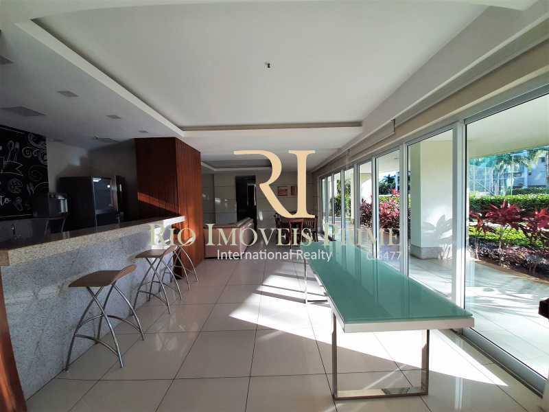 SALÃO GOURMET - Apartamento 3 quartos à venda Barra da Tijuca, Rio de Janeiro - R$ 1.590.000 - RPAP30157 - 29