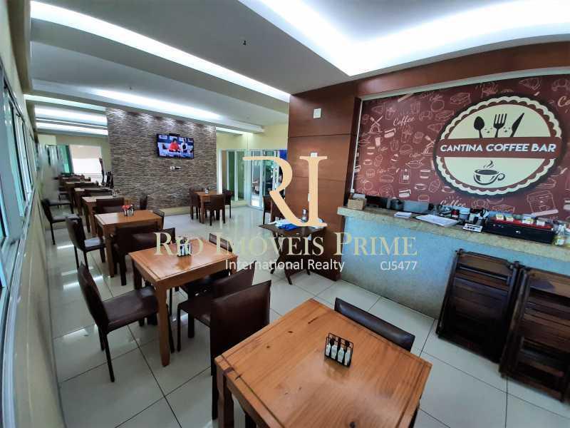 COFFEE BAR - Apartamento 3 quartos à venda Barra da Tijuca, Rio de Janeiro - R$ 1.590.000 - RPAP30157 - 30