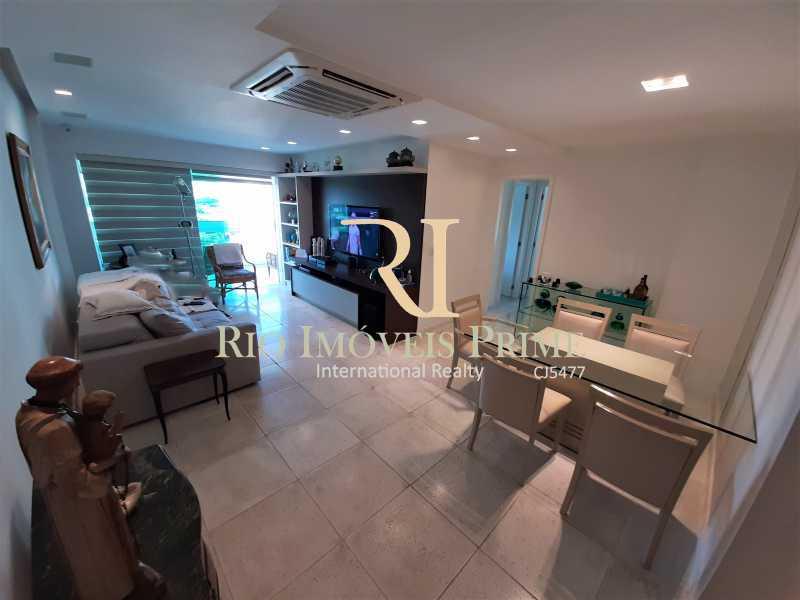 SALAS - Apartamento 3 quartos à venda Barra da Tijuca, Rio de Janeiro - R$ 1.590.000 - RPAP30157 - 3