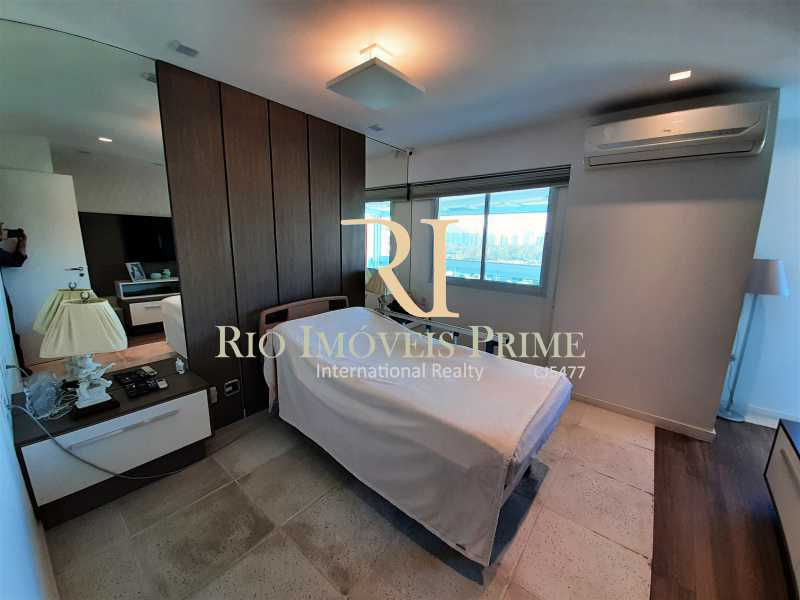 SUÍTE - Apartamento 3 quartos à venda Barra da Tijuca, Rio de Janeiro - R$ 1.590.000 - RPAP30157 - 6