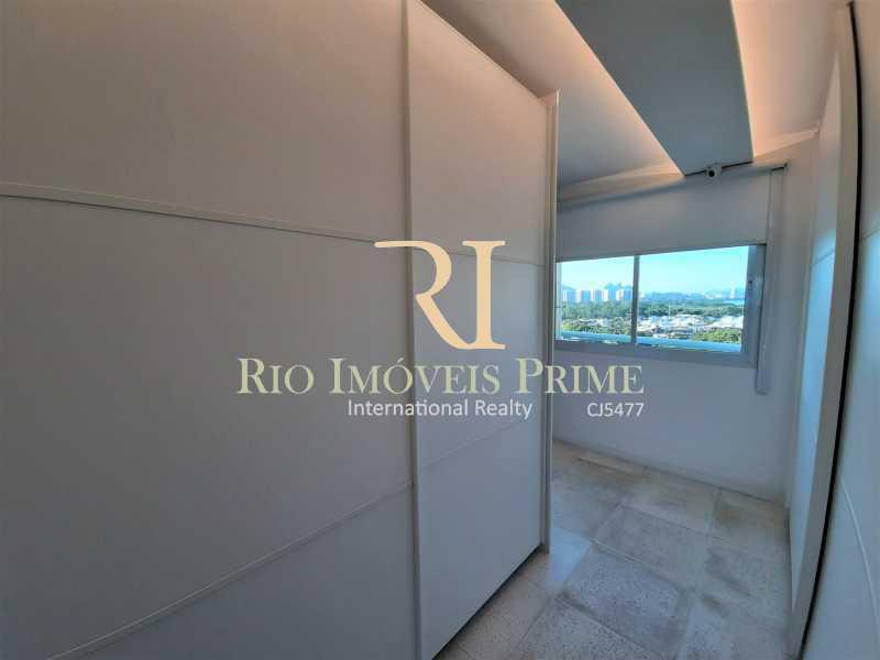 CLOSET - Apartamento 3 quartos à venda Barra da Tijuca, Rio de Janeiro - R$ 1.590.000 - RPAP30157 - 7