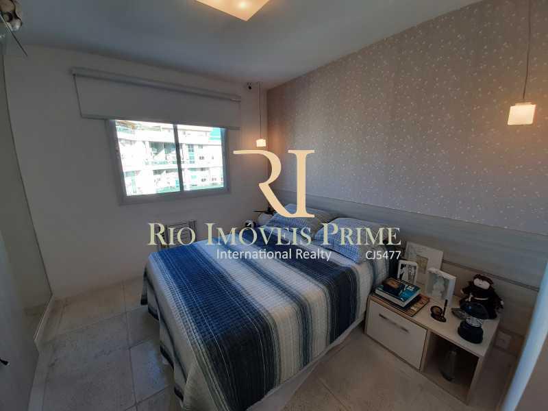 SUÍTE2 - Apartamento 3 quartos à venda Barra da Tijuca, Rio de Janeiro - R$ 1.590.000 - RPAP30157 - 9