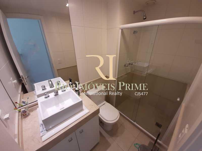 BANHEIRO SUÍTE2 - Apartamento 3 quartos à venda Barra da Tijuca, Rio de Janeiro - R$ 1.590.000 - RPAP30157 - 10
