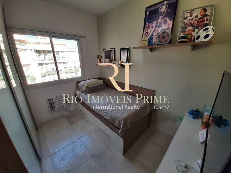 SUÍTE3 - Apartamento 3 quartos à venda Barra da Tijuca, Rio de Janeiro - R$ 1.590.000 - RPAP30157 - 11