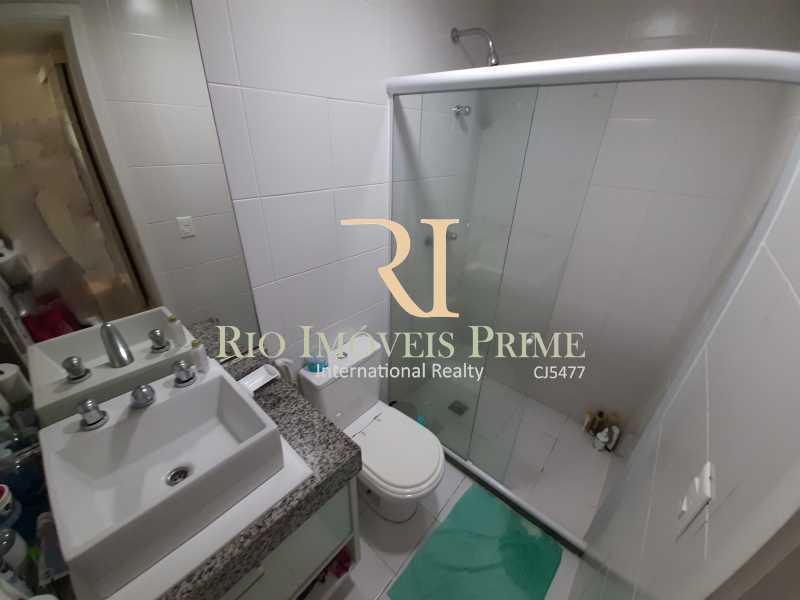 BANHEIRO SUÍTE3 - Apartamento 3 quartos à venda Barra da Tijuca, Rio de Janeiro - R$ 1.590.000 - RPAP30157 - 12